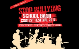 Stop Bullying School band Contest Festival 2017